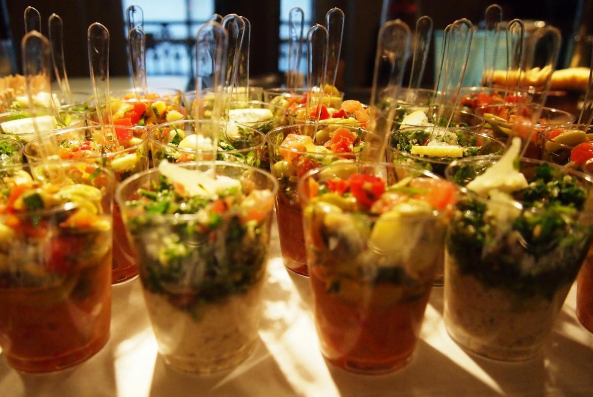 Poésie gastronomique à la française !