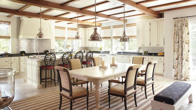 la cuisine de campagne contemporaine ou comment allier pratique et tradition. Black Bedroom Furniture Sets. Home Design Ideas
