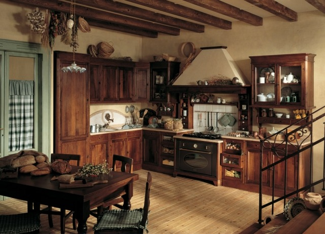 La cuisine de campagne contemporaine ou comment allier pratique et tradition - Interior plan de campagne ...