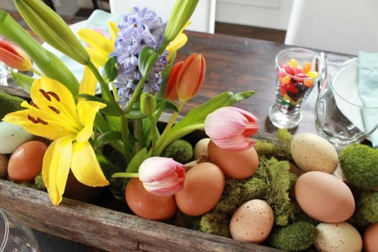Idées déco originales pour une Pâques réussie