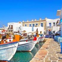 Port de Naoussa, Paros