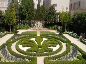 caumont jardin
