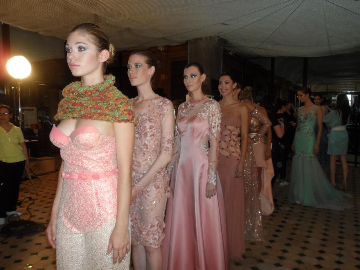Paris Couture Week : Défilé Patrick Pham au pays de la lagune