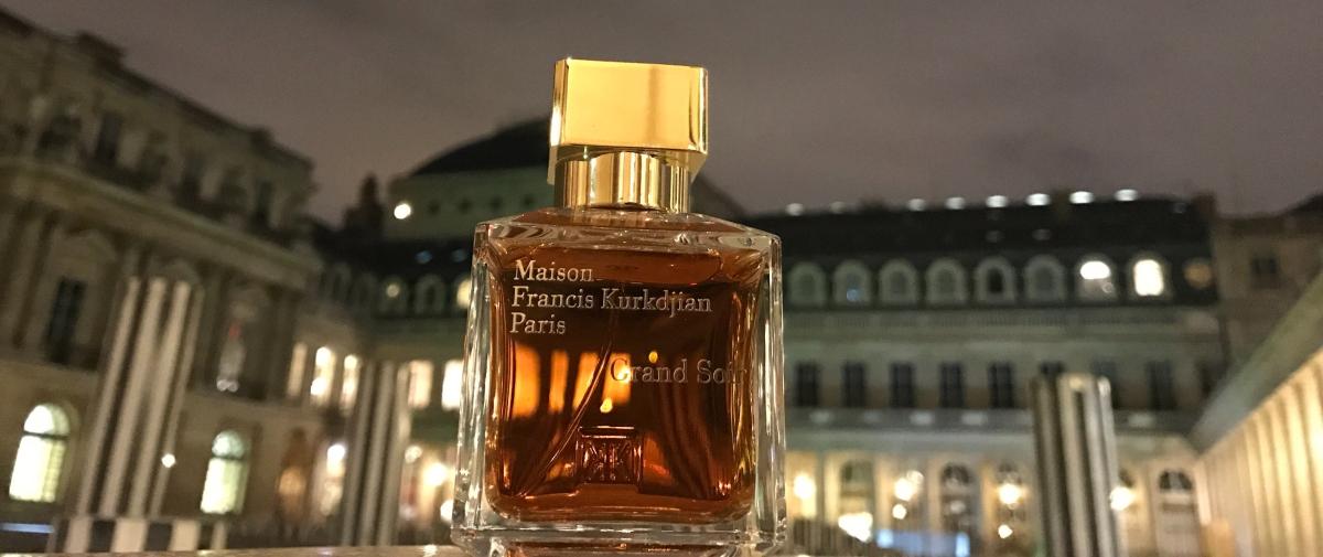 (Parfum) Parfumez vos rêves avec la fragrance « Grand Soir » de Francis Kurkdjian