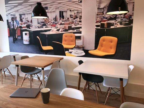 Découverte le cosy corner : « bureau » devient un joli mot ! u2013 la