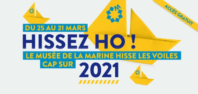 Hissez Ho ! © Musée national de la Marine R. Maurel