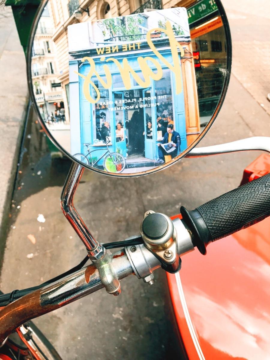 (Livre) The New Paris de Lindsey Tramuta : Les meilleurs spots pour vivre à Paris sous un nouveau jour