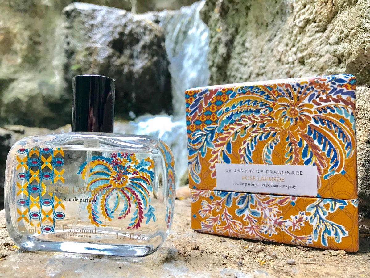 (Parfum) «Rose Lavande» de Fragonard : Une fragrance de toute beauté