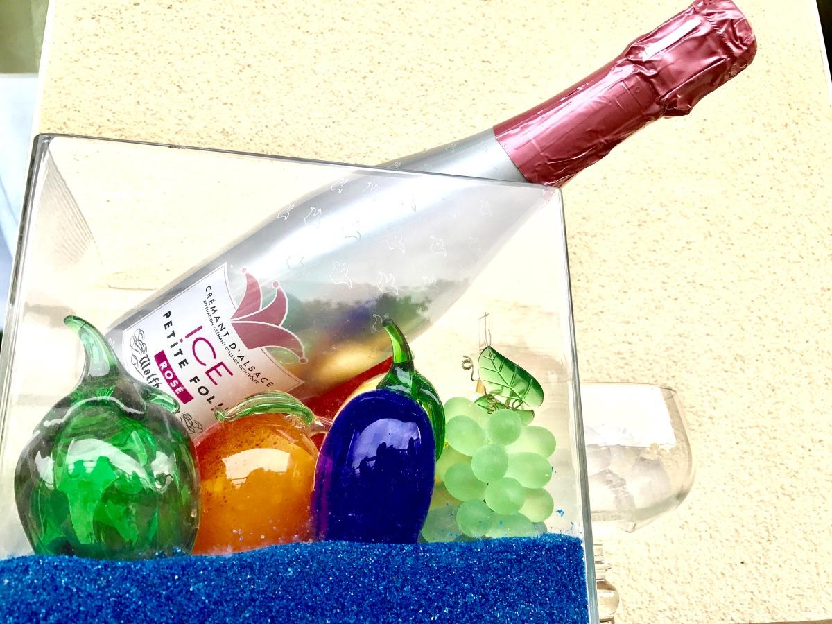 (Cook) Ice Petite Folie Rosé de Wolfberger, le nouveau rituel givré des cocktails piscines !
