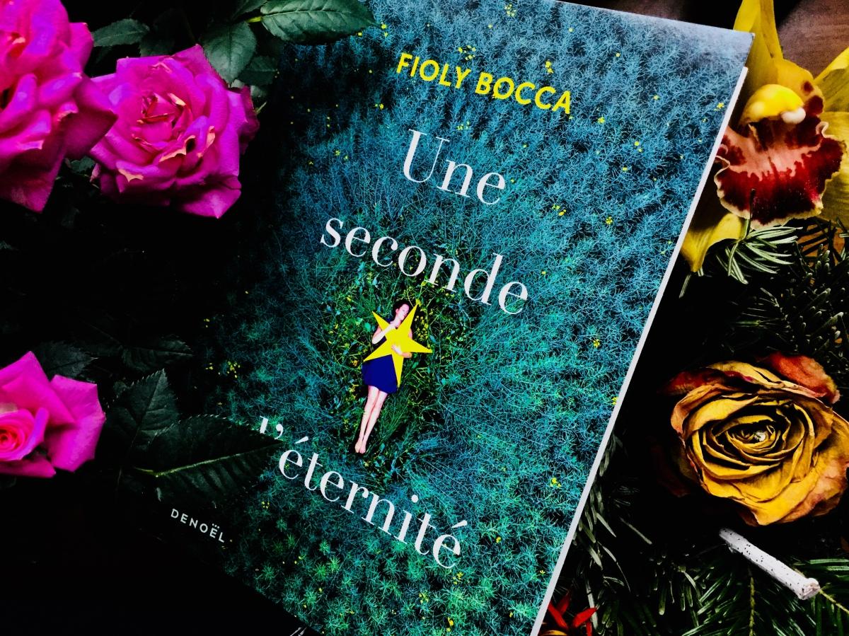 (Livre) «Une seconde d'éternité» de Fioly Bocca