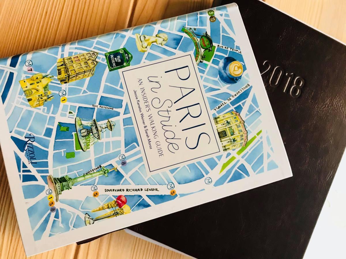 (Livre) «Paris in Stride» de Jessie Kanelos Weiner : le petit livre parfait et poétique qui décompose la capitale !