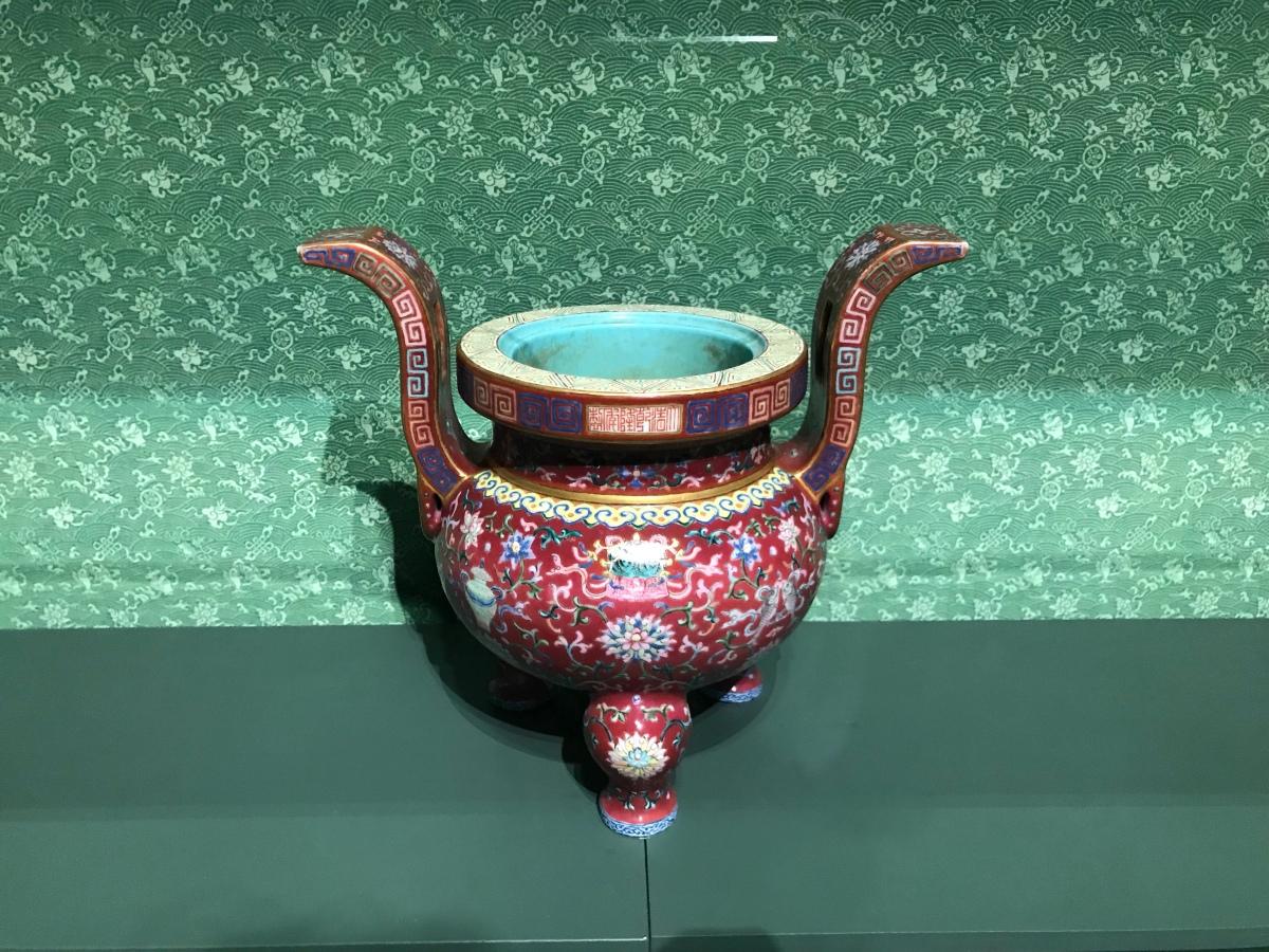 (Expo) La maison Dior Parfums présente «Parfums de Chine» avec le Musée Cernuschi