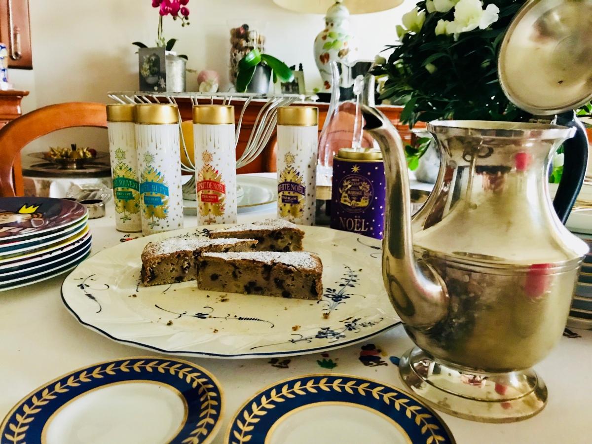 (Noël 2018) Les thés de Noël Haute-Couture par Mariage Frères