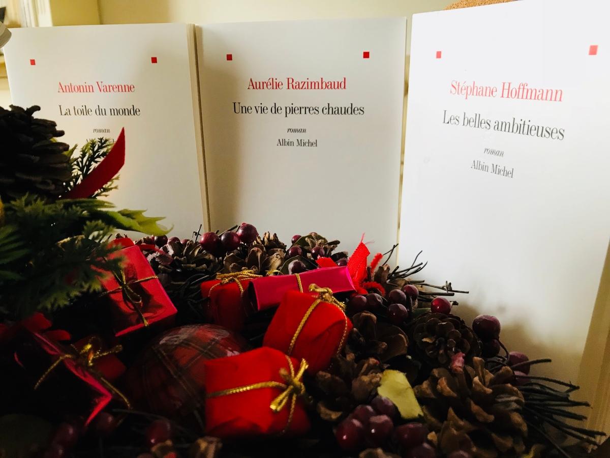 (Noël 2018) Notre sélection littéraire pour Noël