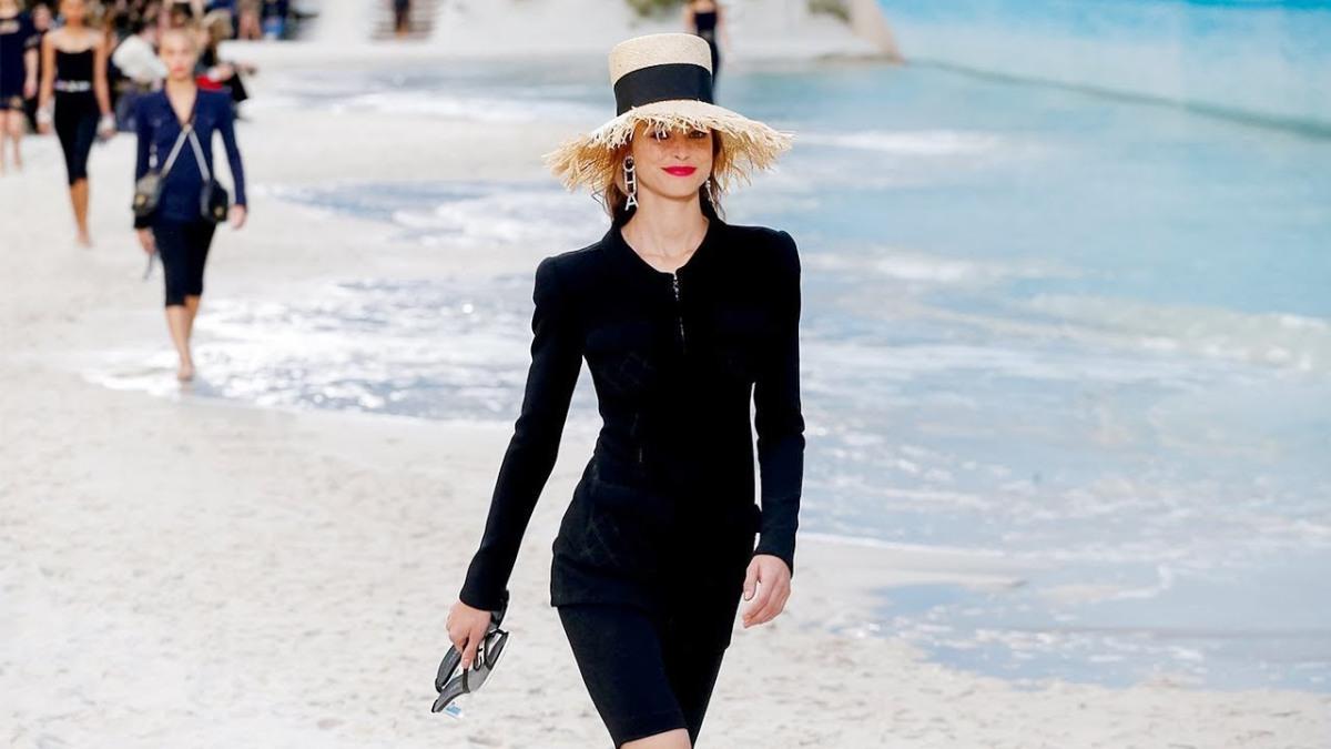 (Mode) Noël sous les tropiques avec Chanel
