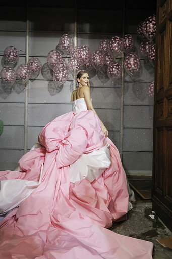 Pixelformula womenswear Haute Couture summer 2019, Celia Krithariotis