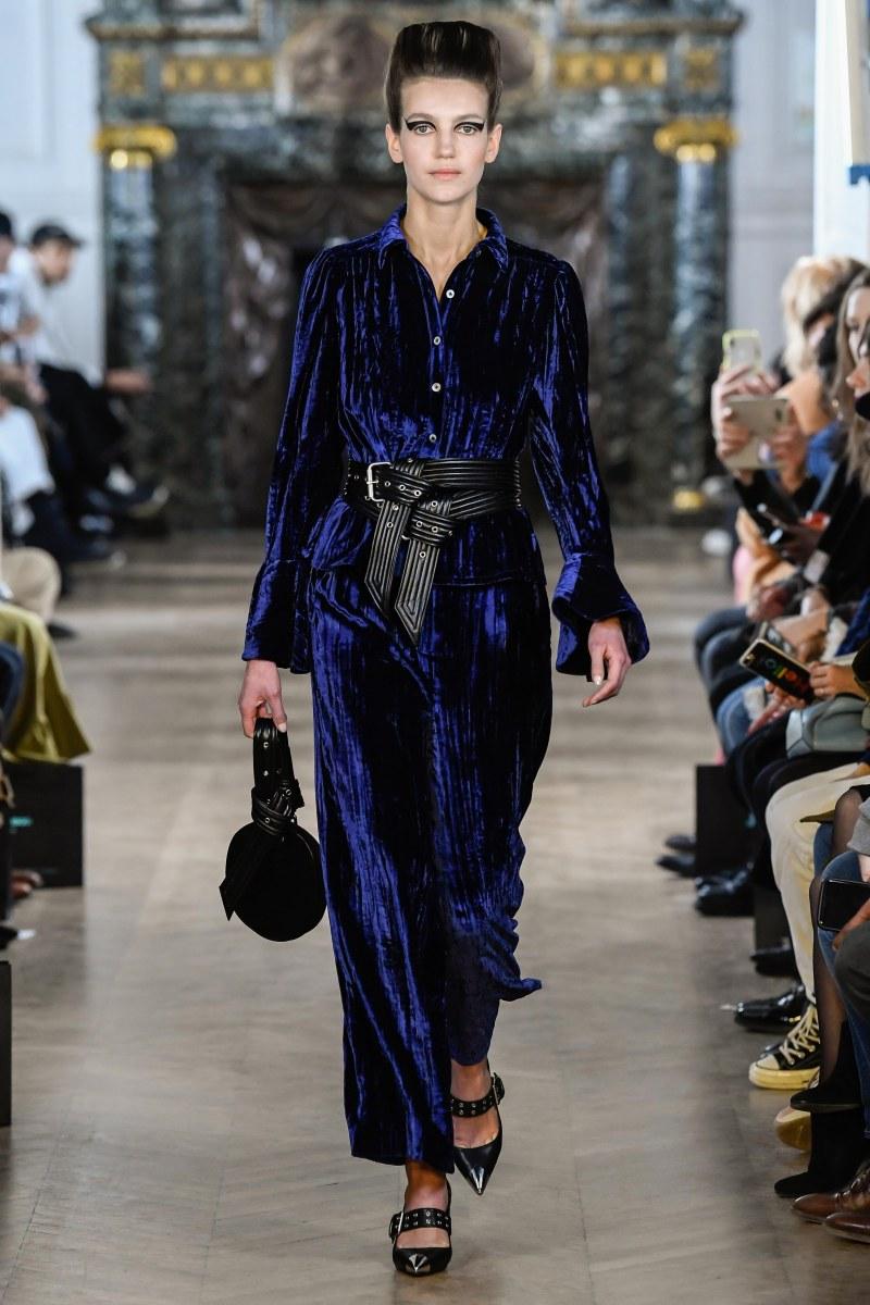 (Fashion Week Automne-Hiver 2019) L'«Esprit Couture» selon Liu Chao